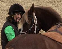 Melanie Watson, Owner, Instinctive horse training/Skidby Training and Livery yard